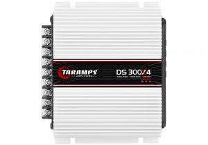 Imagem - MODULO TARAMPS DS 300 X 4 4 canais com Bluetoorh e pendrive integrados cód: 10374