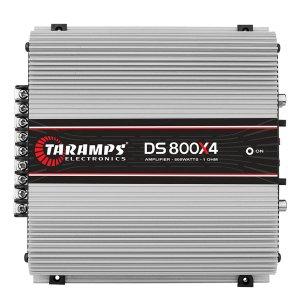 Imagem - Modulo Taramps DS 800x4 – 4 Canais – 800 Watts RMS – 2 Ohms cód: 07955