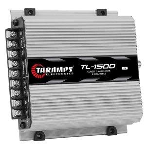 Imagem - Modulo Taramps TL 1500 – 3 Canais – 390 Watts RMS cód: 06870