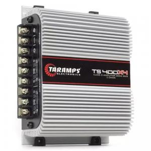 Imagem - MODULO AMPLIFICADOR TARAMPS TS 400 X 4 D 4 CANAIS 4X100 WATTS cód: 03207