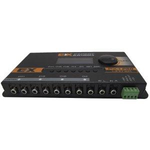 Imagem - Processador de Audio Expert Eletronics PX-1 - 4 Vias cód: 07332