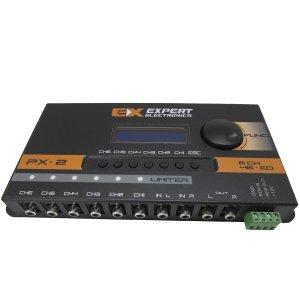 Imagem - Processador de Audio Expert Eletronics PX-2 - 6 Vias cód: 07333