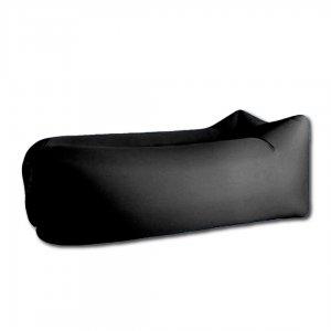 Imagem - Sofa Puff Inflavel de Ar preto cód: 10451