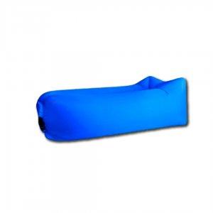 Imagem - Sofa Puff Inflavel de Ar Azul cód: 10463