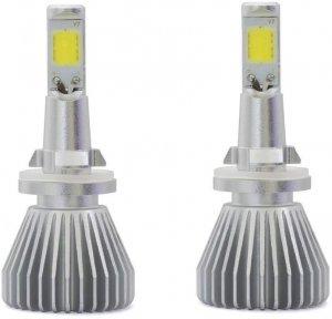 Imagem - SUPER LED H27 6200K MULTILASER AU829 cód: 07353
