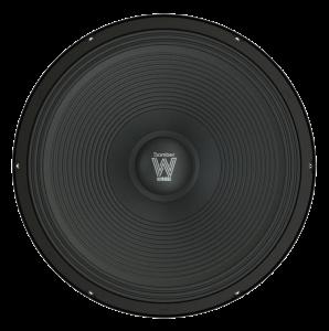 Imagem - WOOFER BOMBER W-ONE 12'' 125W 4OHMS cód: 10211
