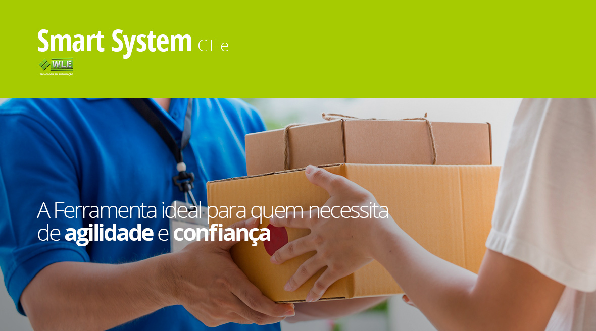 Sistema Gerencial Smart System CT-e