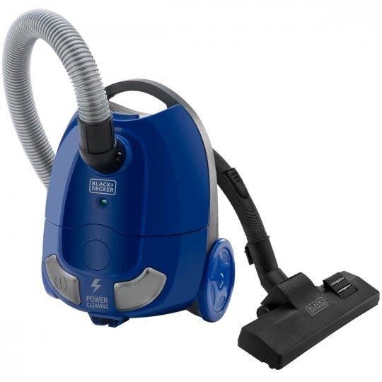 Aspirador de Pó Azul Black Decker A2A-BR 1200W 127V