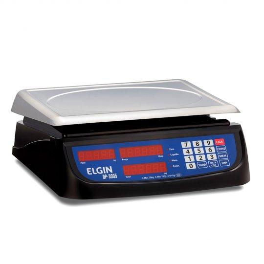 Balança Elgin DP-3005 30KG com Bateria