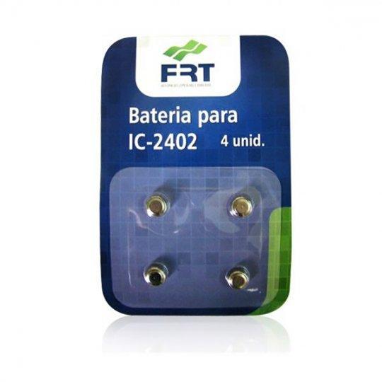 Bateria para Identificador de Cédulas FRT IC2402