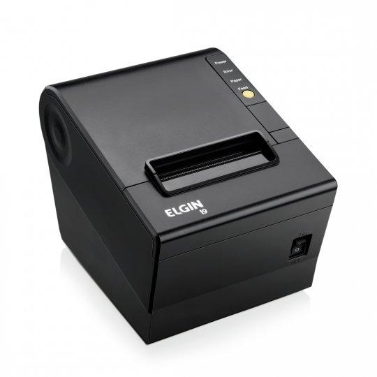 Impressora Elgin I9 - Impressora de cupom e NFC-e com Guilhotina - USB
