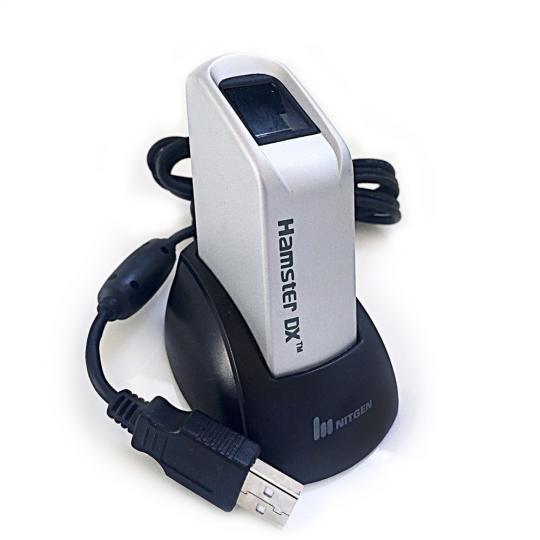 Leitor Biométrico Fingkey Hamster DX - Nitgen - HFDU06
