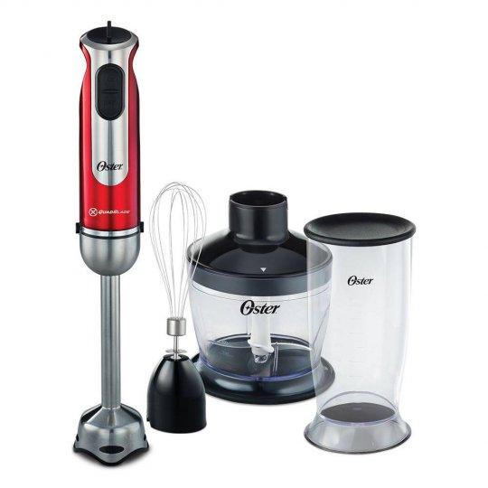 Mixer Oster Quadriblade High Power Vermelho 2801 550W 127V