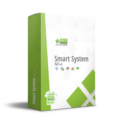 Sistema Gerencial Smart System NF-e - Emissão de Nota Fiscal Eletrônica (Planos Mensais)