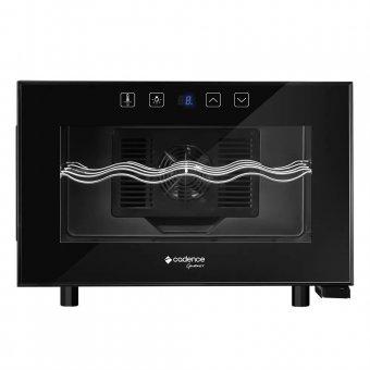 Adega Cadence Gourmet 8 Garrafas Touch ADE081 65W Bivolt