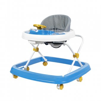 Andador Infantil Styll Baby Sonoro Azul