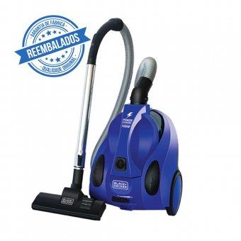 Aspirador de Pó Azul Black Decker Ciclônico A4-B2 1400W 220V Outlet