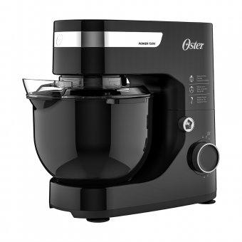 Batedeira Planetária Oster Black OBAT610 750W 220V