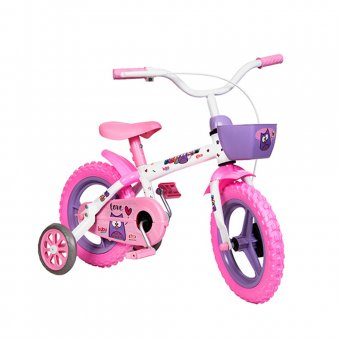 Bicicleta Aro 12 Bubu Styll Baby