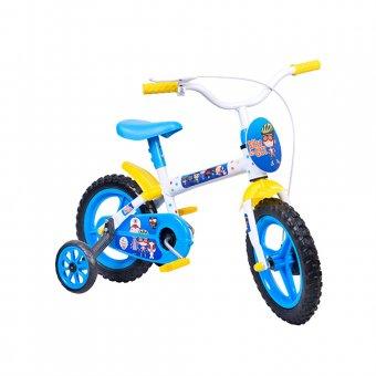 Bicicleta Aro 12 Styll Baby Clubinho Salva Vidas