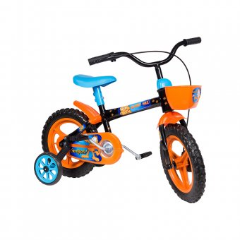 Bicicleta Aro 12 Styll Baby Garfield