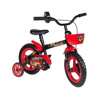 Bicicleta Aro 12 Styll Baby Hot