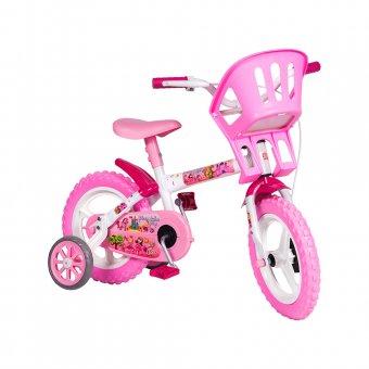 Bicicleta Aro 12 Styll Baby Princesinhas Bike