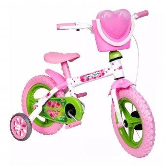 Bicicleta Aro 12 Styll Baby Sweet Heart