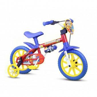 Bicicleta Nathor Aro 12 Fire Man 9