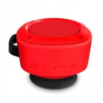 Caixa de Som Xtrax Divoom Airbeat 10 Vermelho 801006