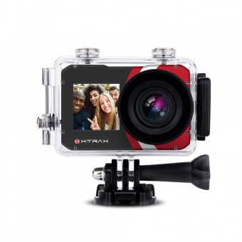 Câmera Xtrax Selfie Preta 801020