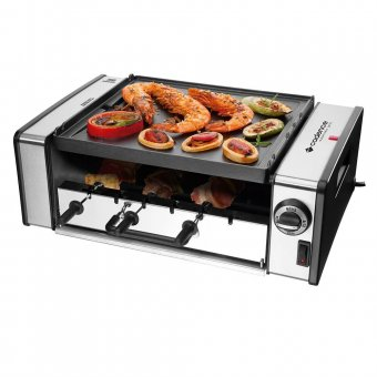 Churrasqueira Elétrica Cadence Automatic Grill GRL700 1400W 220V