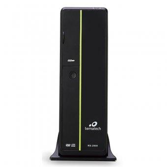 Computador Bematech RS-2100 - Intel® Core™ i3-4160 3.6GHz, 4GB, HD500G e 2 Seriais - Linux Ubuntu