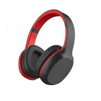 Fone de Ouvido Xtrax Groove Bluetooth Preto com Vermelho 800990