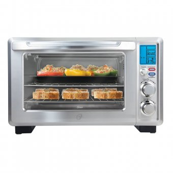 Forno Elétrico Oster Gourmet 22L TSSTTVDFL1 1400W 220V