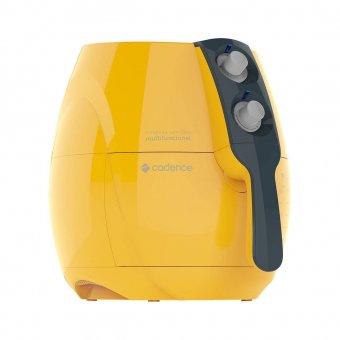Fritadeira Sem Óleo Amarela Cadence Perfect Fryer Colors FRT544 1250W 220V
