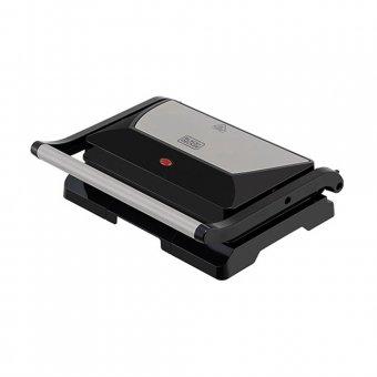 Grill Elétrico Black Decker com Prensa G800-B2 750W 220V