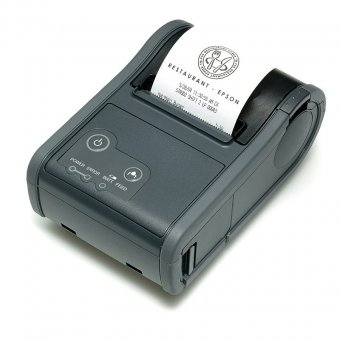 Impressora Mobile Térmica Epson TM-P60 Bluetooth