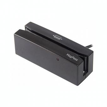 Leitor Magnético CIS MagPass II IMP S-160 Trilha 1 e 2 USB