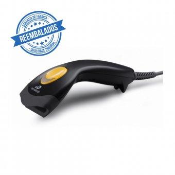 Leitor Manual de Código de Barras Bematech S-100 - USB Outlet