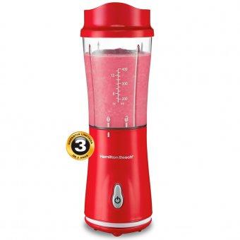 Liquidificador Individual Hamilton Beach Vermelho 51105-BZ 175W 220V