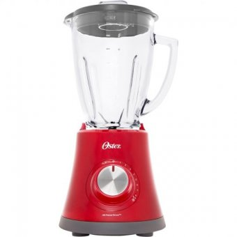 Liquidificador Oster Super Chef RR8 Vermelho 750W 220V