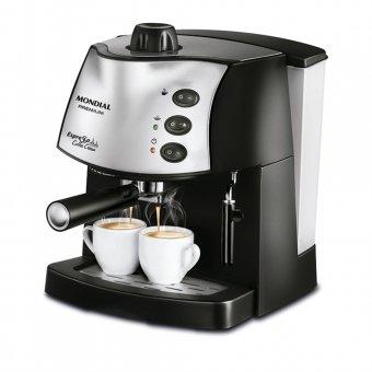 Máquina de Café Expresso Mondial Coffee Cream C-08 800W 127V