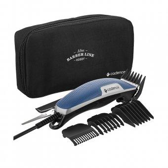 Máquina de Cortar Cabelo Cadence Barber Line com Necessaire CAB205 7W 127V