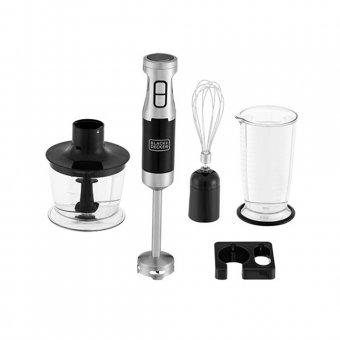 Mixer Vertical Black Decker Fusion 3 em 1 MK600-BR 600W 127V