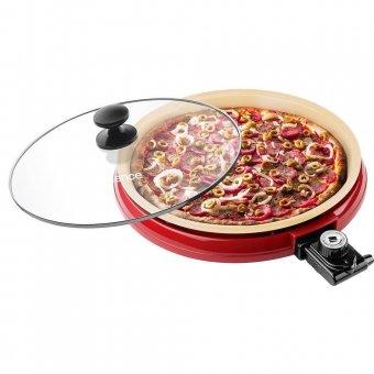 Multi Grill Cadence Ceramic Pan 35CM GRL350 1200W 220V