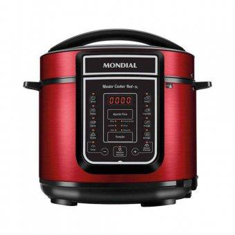 Panela Elétrica de Pressão Mondial Digital Master Cooker 5L PE-39 900W 220V