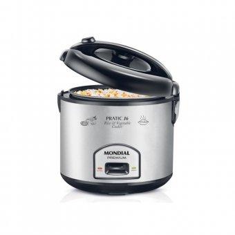 Panela Elétrica Mondial Pratic Rice & Vegetables Cooker 16 Premium PE-14 1000W 127V