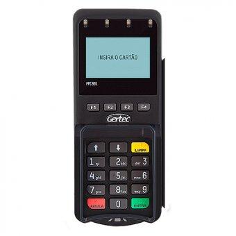Pin Pad Gertec PPC920 Criptografado USB - Para uso em TEF
