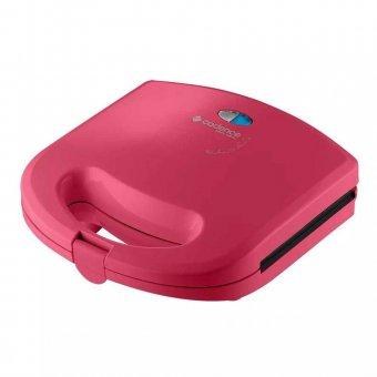 Sanduicheira Minigrill Cadence Colors Rosa Doce SAN237 220V